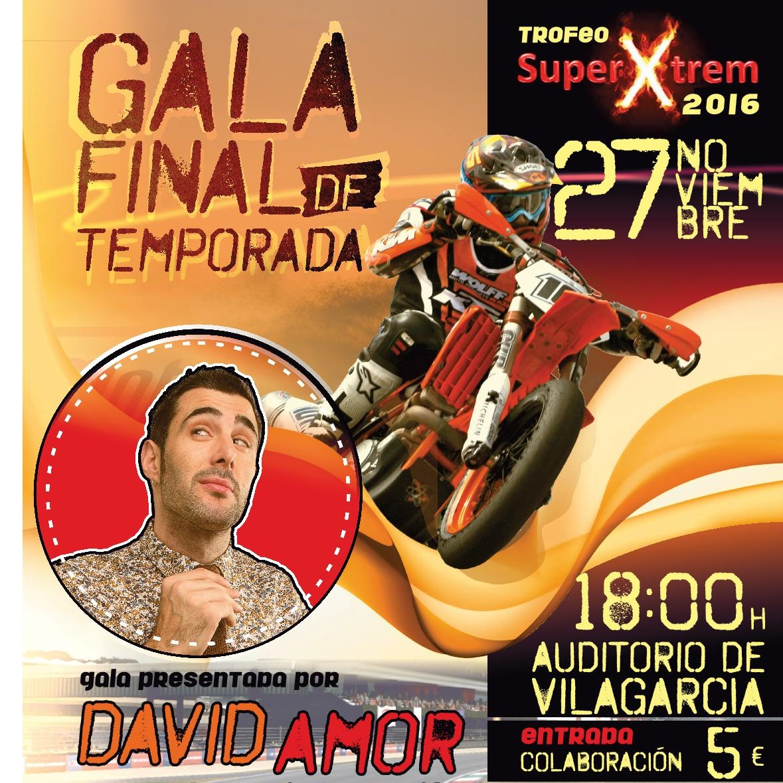 David Amor, broche de oro para una temporada diferente