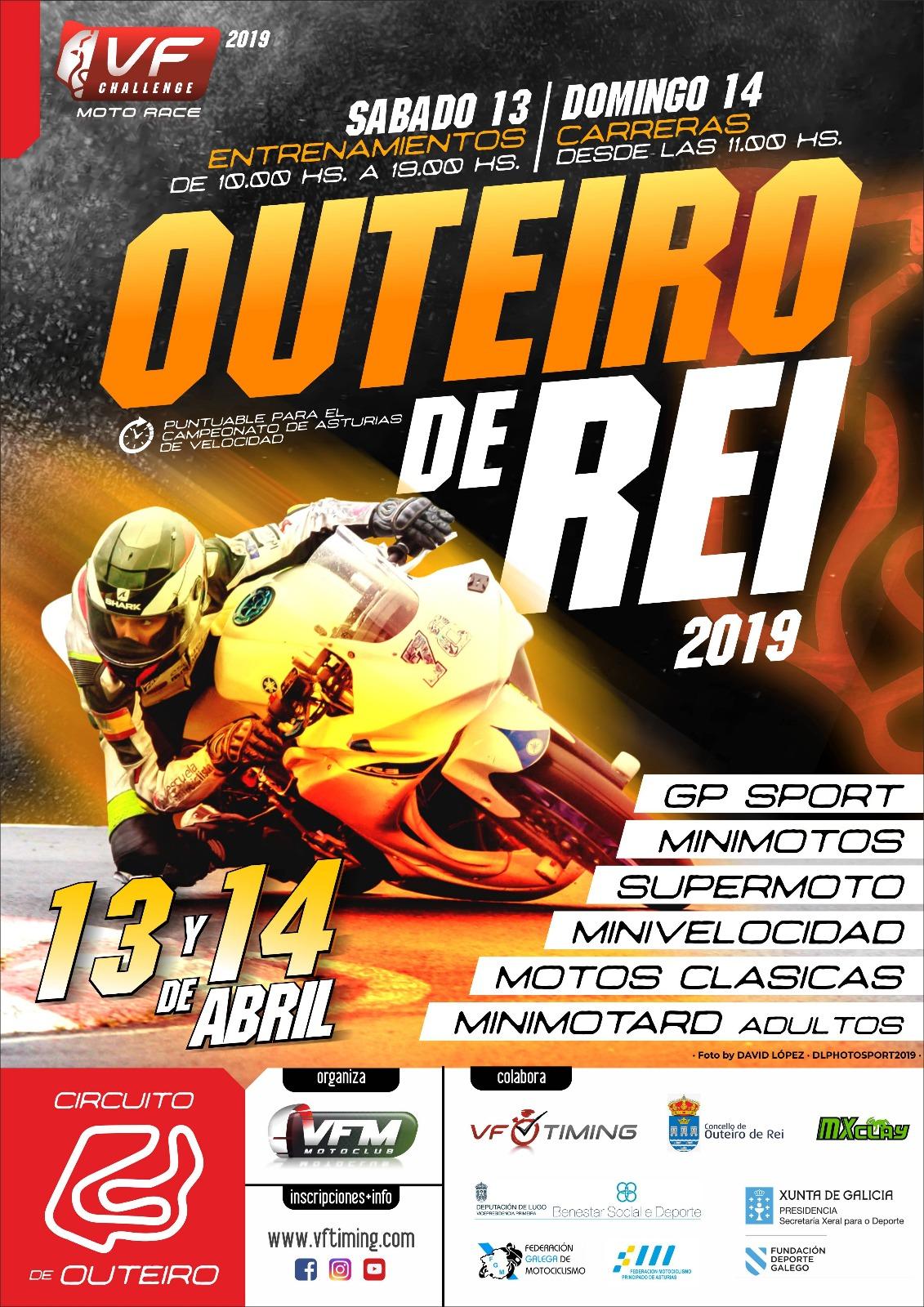 VF Challege M.R. Outeiro de Rei I- Cto Asturias Velocidad