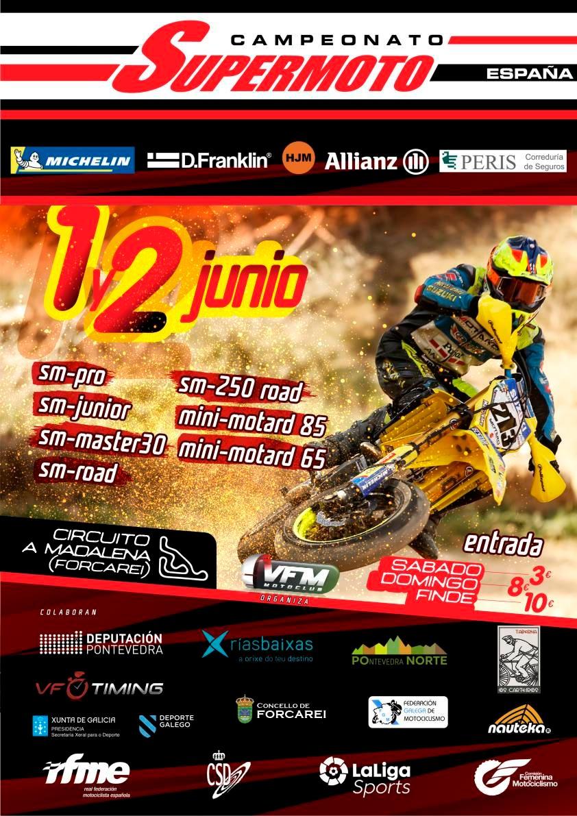 Campeonato de España de Supermoto