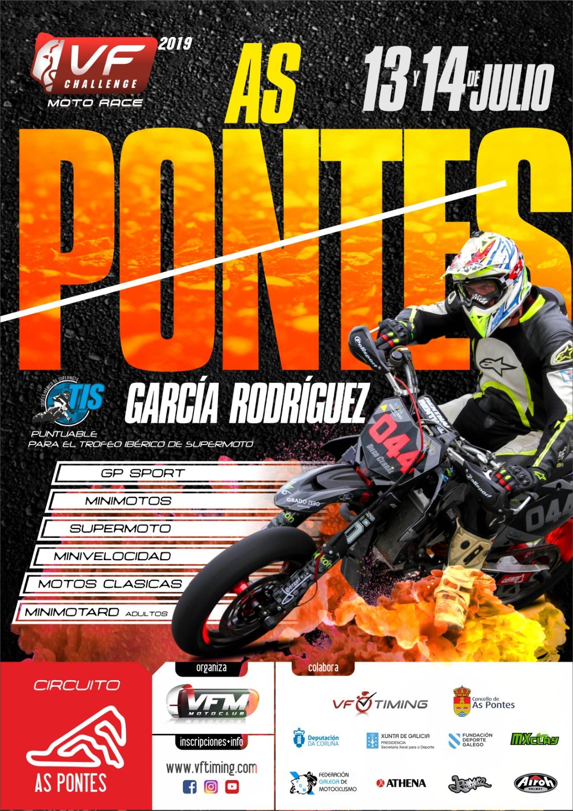 VF Challenge M.R As Pontes de García Rodríguez II - Trofeo Ibérico