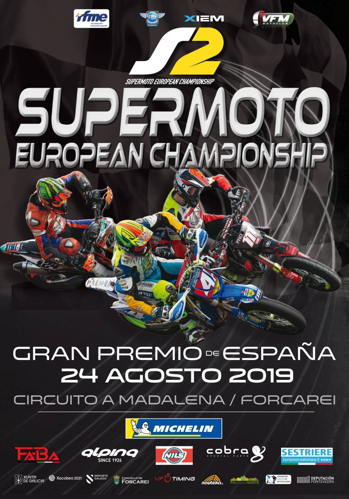 Campeonato de Europa Supermoto