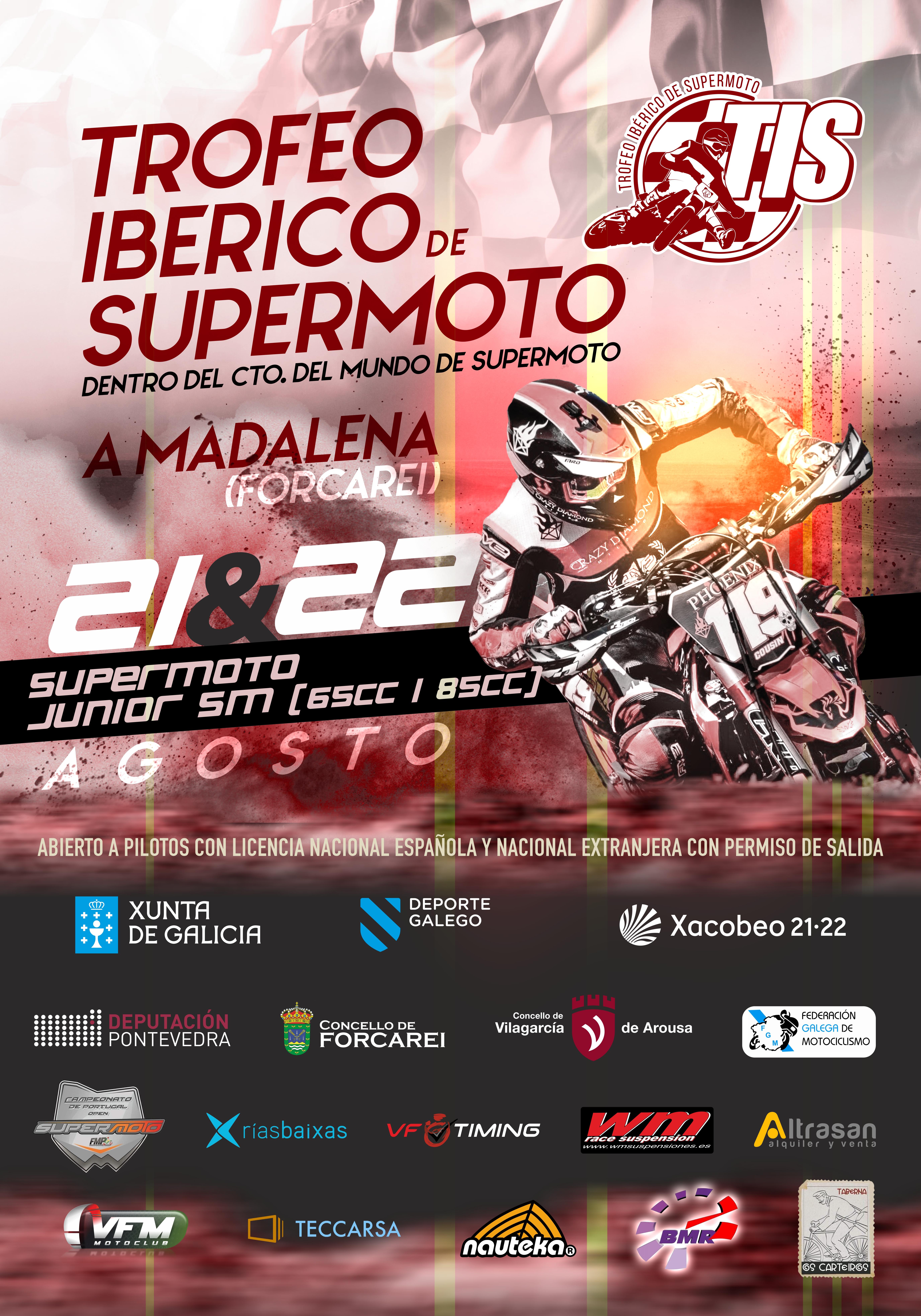 Trofeo Ibérico de Supermoto
