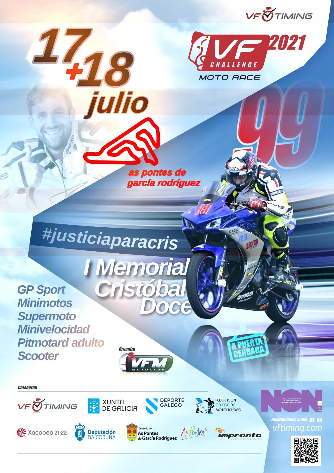 VF Challenge MR As Pontes I Memorial Cristobal Doce